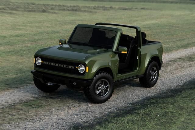New 2021 Ford Bronco Off Road Capability Vs Jeep Wrangler In 2020