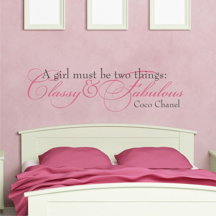 Best 25+ Teenage Bedroom Quotes Ideas Only On Pinterest