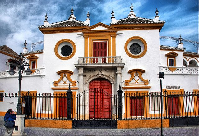 Sevilla. Real Maestranza de Caballería. | Flickr - Photo Sharing!