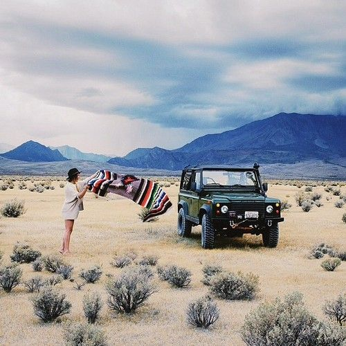 Go places, get lost and find yourself.