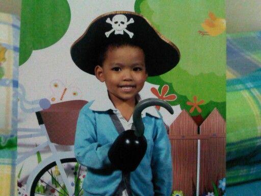 Cute pirate