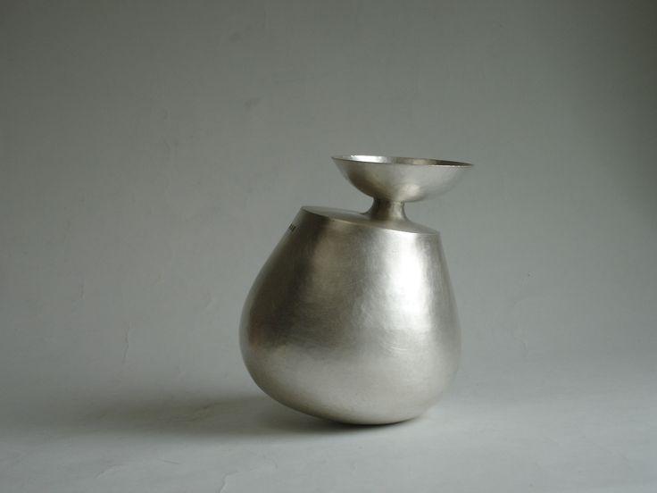 """""""Wah wah"""" in silver"""