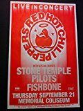 #7: Red Hot Chili Peppers Stone Temple Pilots Concert Original Flyer Tour Poster http://ift.tt/2cmJ2tB https://youtu.be/3A2NV6jAuzc