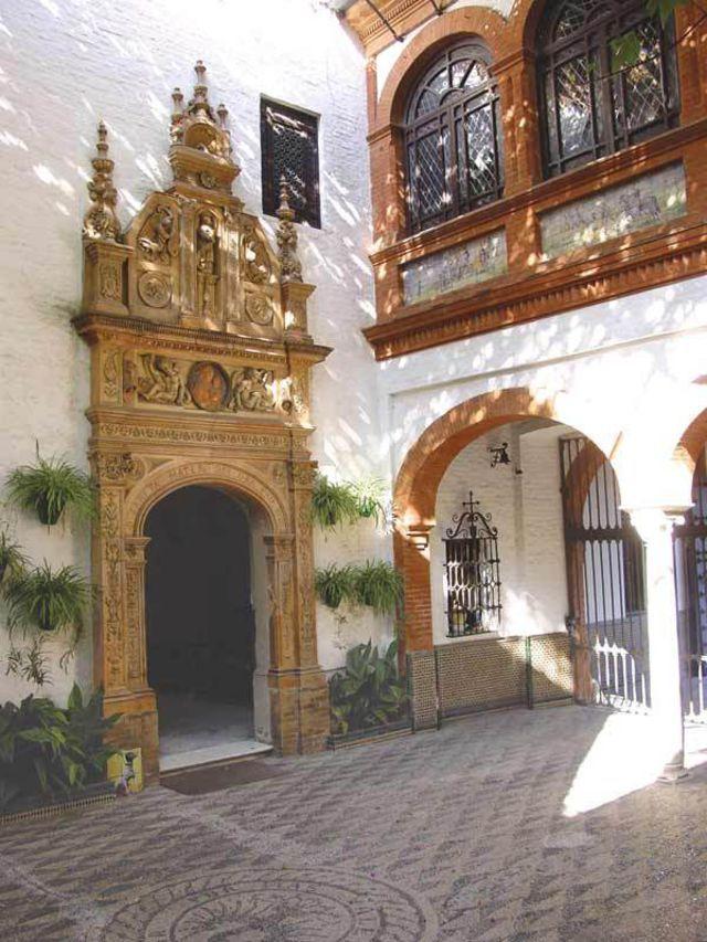 Casa Palacio de Guardiola, Sevilla Spain