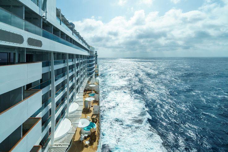 AIDAprima, das neue Flaggschiff von AIDA Cruises, hat seine nächste Fahrtetappe angetreten und befindet sich derzeit auf dem Weg von Zypern nach Cadiz. Die Inseln Malta und Sardinien sowie die Stra…