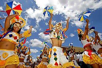 Tero Digital: Um caso de amor : Carnaval & Brasil