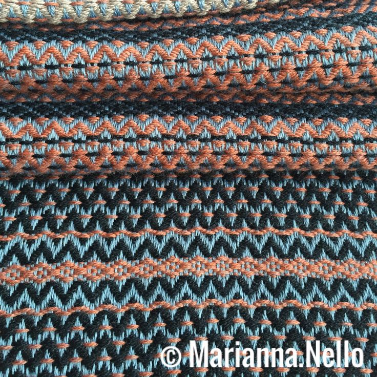 Details: soft woolen scarf. More products coming soon! This scarf is made with fine Italian wool in 4 different colors. I always use a combination of simple weave drafts to create unique designs.