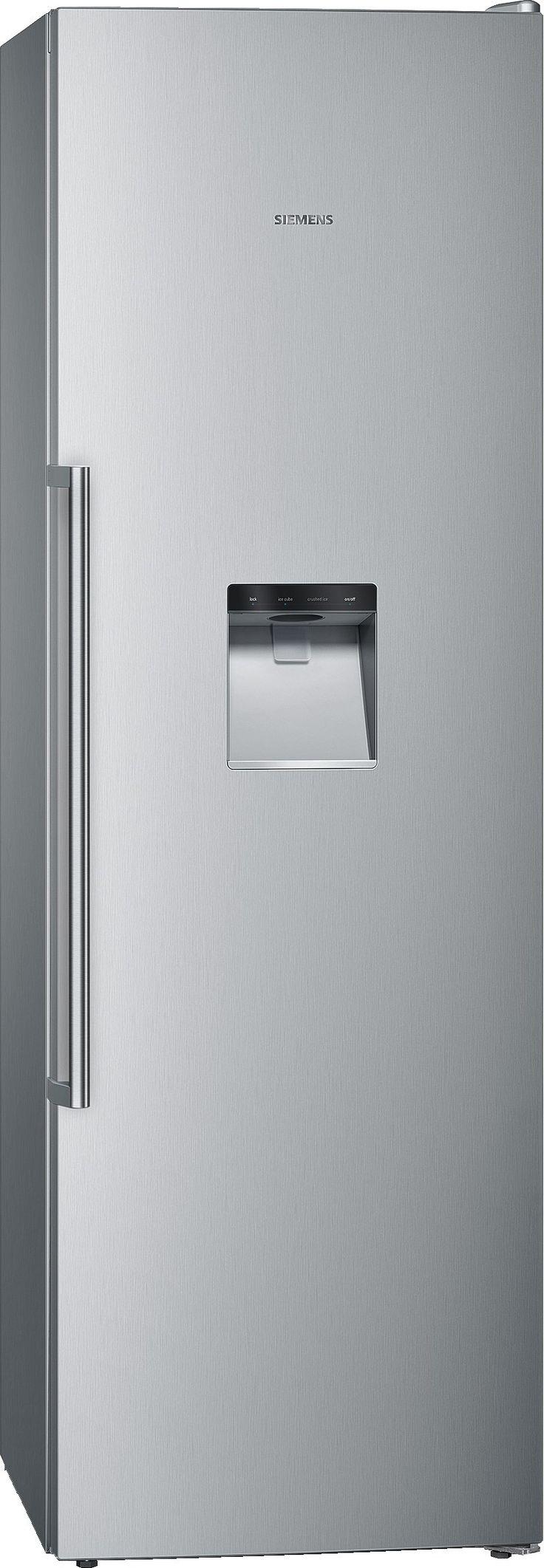 Siemens GS36DPI20 Fritstående fryseskab