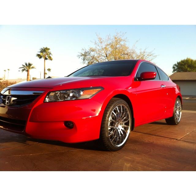 2012 Honda Accord V-6 Coupe