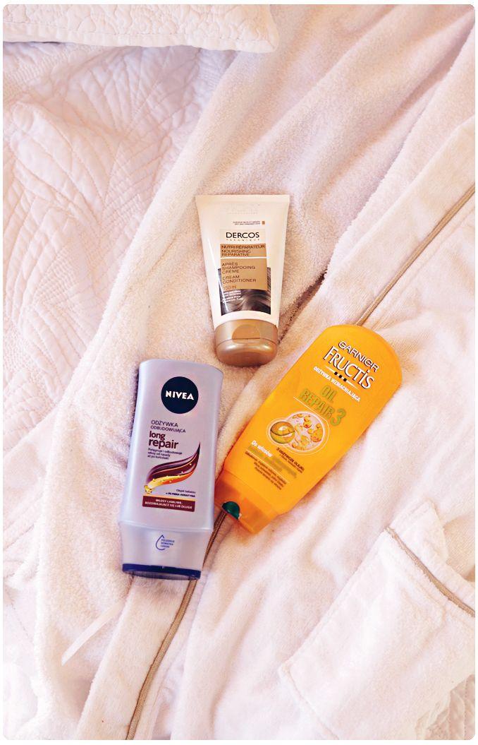Alina Rose Makeup Blog: Miesiąc bez szamponu oraz czego już nie używam.