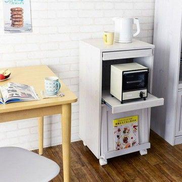 ニトリの人気キッチンワゴン徹底解説!オシャレで機能的♡-カウモ キッチンに合ったデザインを見つけられる!