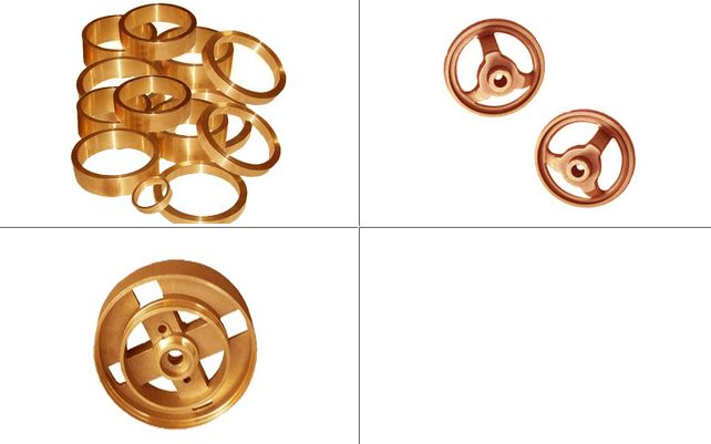 Non Ferrous Brass Copper Foundry Foundries #NonFerrousFoundries  #BrassFoundries #CopperFoundry
