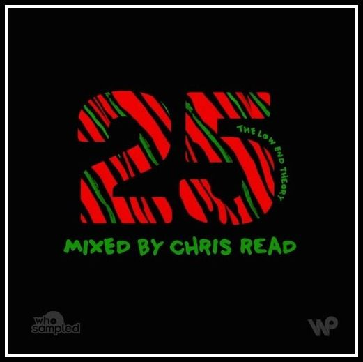 A Tribe Called Quest Low End Theory 25th Anniversary MixtapeA Tribe Called Quest Low End Theory 25th Anniversary Mixtape