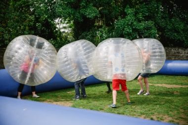 Body Zorbing - Live For Today Adventures