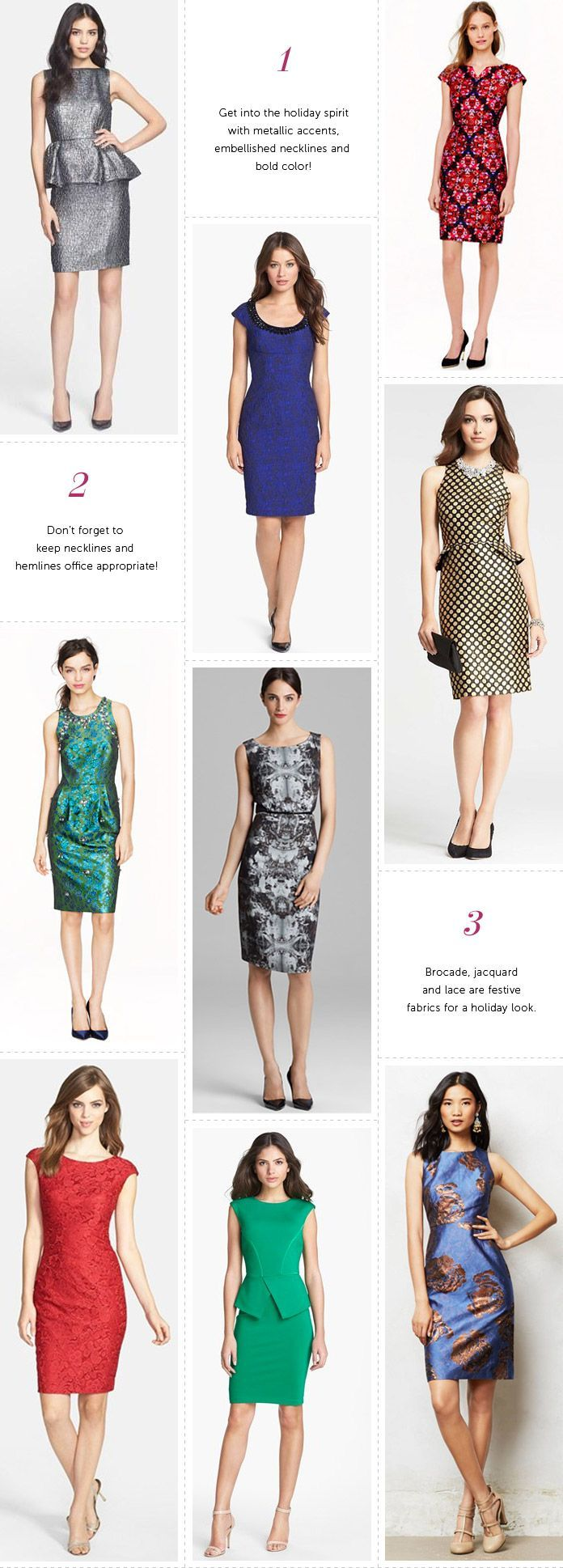 Professionelle: Holiday Work Dresses