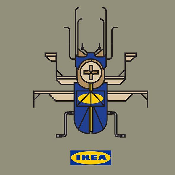 IKEA by Kickatomic