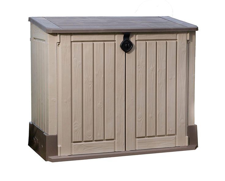 1000 ideas about keter sheds on pinterest potting - Brown plastic garden sheds ...