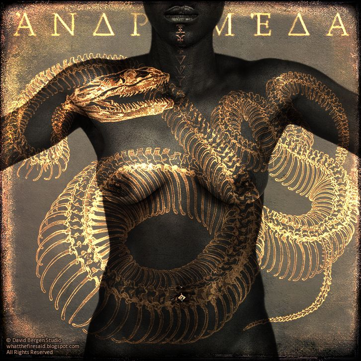 What The Fire Said: Princess Andromeda. Depictions of Andromeda being rescued from the sea monster by the hero Perseus typically portray her as a Grecian-style princess. But where did Andromeda really come from?