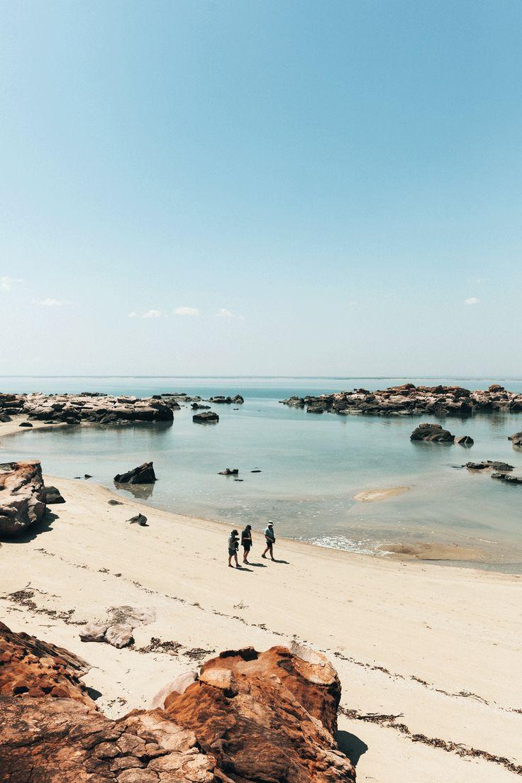 Beaches along the Kimberley Coastline, Western Australia