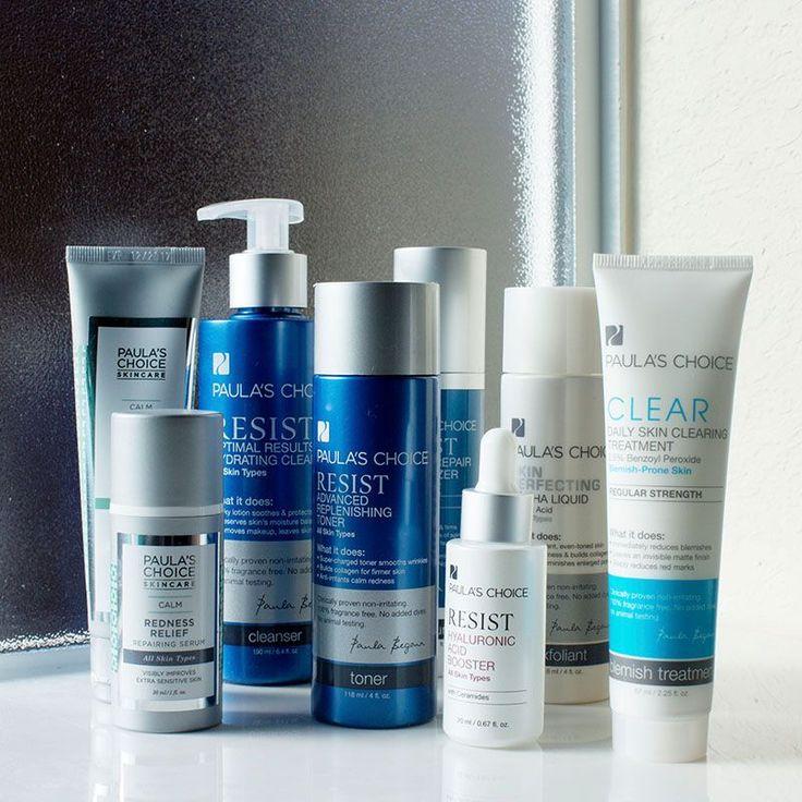 Best Skin Care Routine: My Paula's Choice Anti-Aging Skincare Routine