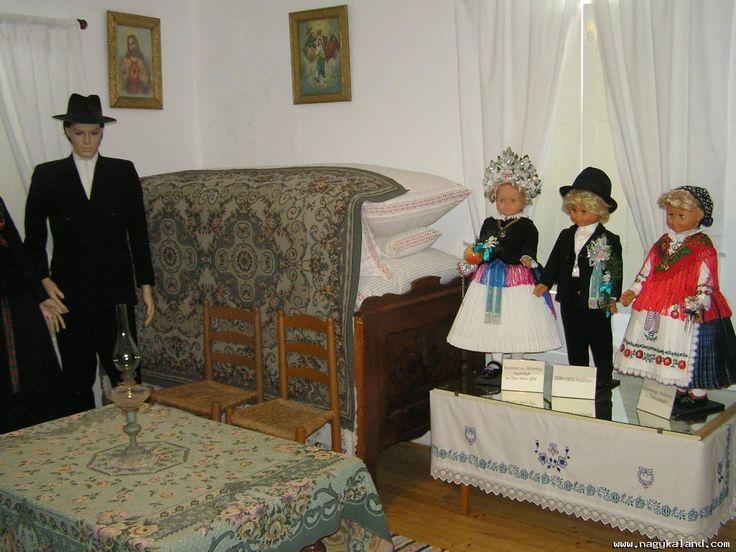 Heimatmuseum in Somberek. Hier kann man unsere ungarndeutsche Tracht anschauen. #sváb #svábmúzeum #népviselet