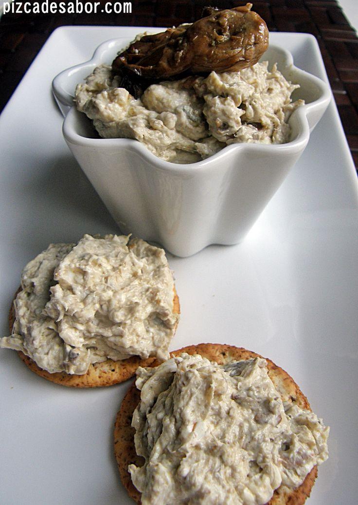 Dip de ostiones y queso crema  http://www.pizcadesabor.com/2012/09/26/dip-de-ostiones-y-queso-crema/