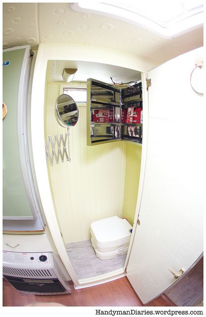 166 best the bathroom - van life images on pinterest | camper van