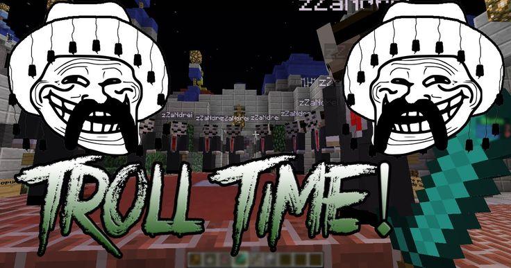 [Minecraft] Troll time | Episodul 23 | POWERTOOL TROLL /w r0nni3