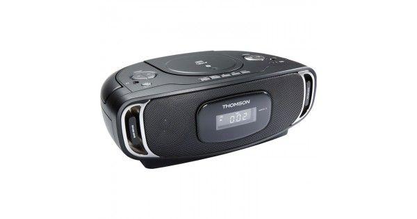 Φορητό ραδιόφωνο CD / MP3 / USB / BLUETOOTH, 8W.Φορητό ράδιο CD με μοντέρνο σχεδιασμό. Μπορείτε να ακούσετε τα αγαπημένα σας κομμάτια από audio CD, MP3 CD , USB stick σε μορφή MP3 ή WMA, ακόμη και από το smartphone ή το tablet σας μέσω bluetooth!- Ψηφιακός ραδιοφωνικός δέκτης FM- Ψ