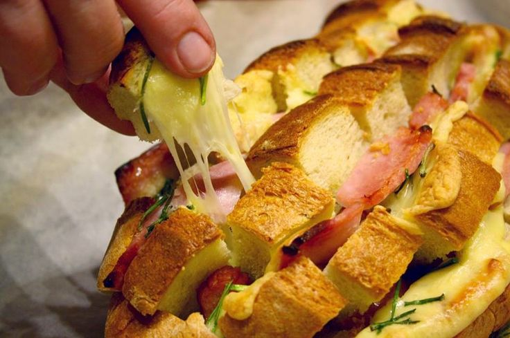 Danadi's Kitchen: Töltött kenyér