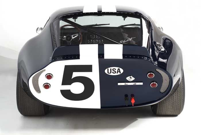 2002 Factory Five Racing Type 65 Coupe Image