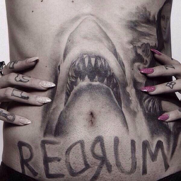19 Best Kat Von D Tattoo Time 2014 Images On Pinterest Tattoo Time November And November Born