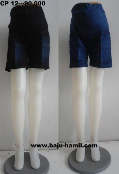 CLANA HAMIL KODE CP 12---90.000 Bahan jeans,dilengkapi dengan kantong perut dari bahan kaos yang nyaman,karet belakang,karet serut depan. ALL SIZE: lingkar perut 70cm bisa melar sampai 120cm,panjang celana 40cm,lingkar ujung celana 54cm