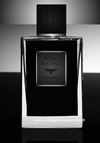 Campione omaggio profumo Nero Afgano - DimmiCosaCerchi.it