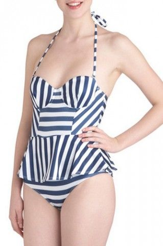 One Piece Swimsuits - Sexy Maillot Bathing Suits 2013