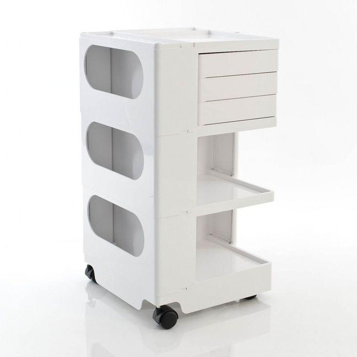 Die besten 25+ Rollcontainer weiß Ideen auf Pinterest - badezimmer rollcontainer