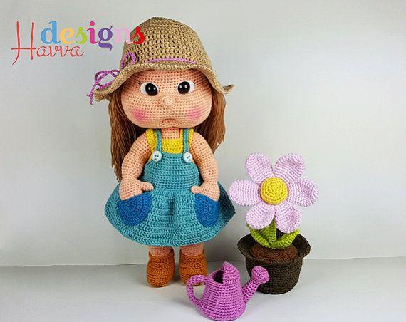 MODÈLE - Mia le jardinier (y compris les corps avec des vêtements et accessoires)