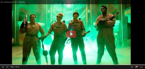 PUTLOCKER! Ghostbusters 2016 Full Movie Watch Online Download