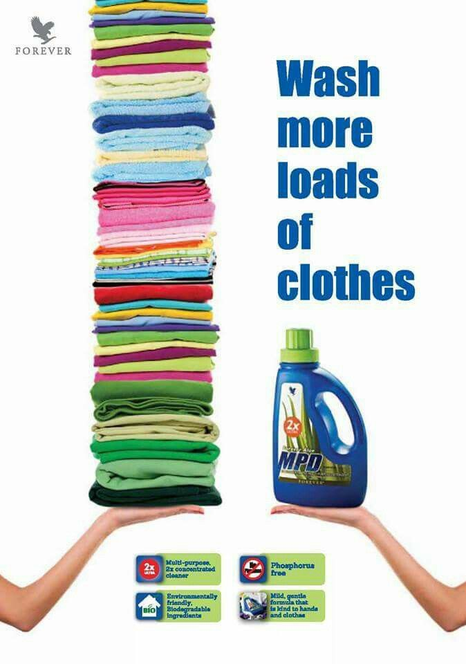 Every week we use multiple detergents for cleaning. Wouldn't it be nice to buy…
