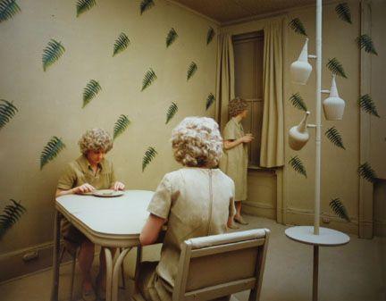 """Sandy Skoglund (American), """"Ferns"""", 1980"""