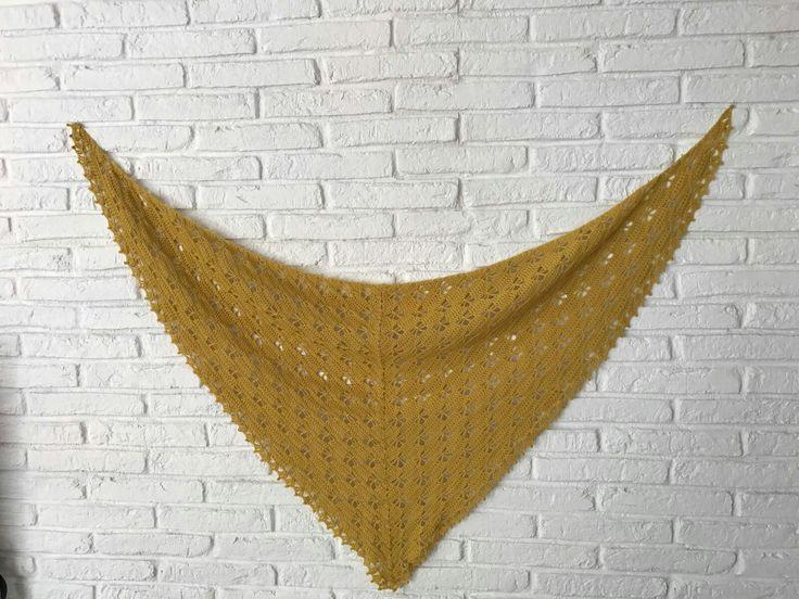 Chal mariposas crochet