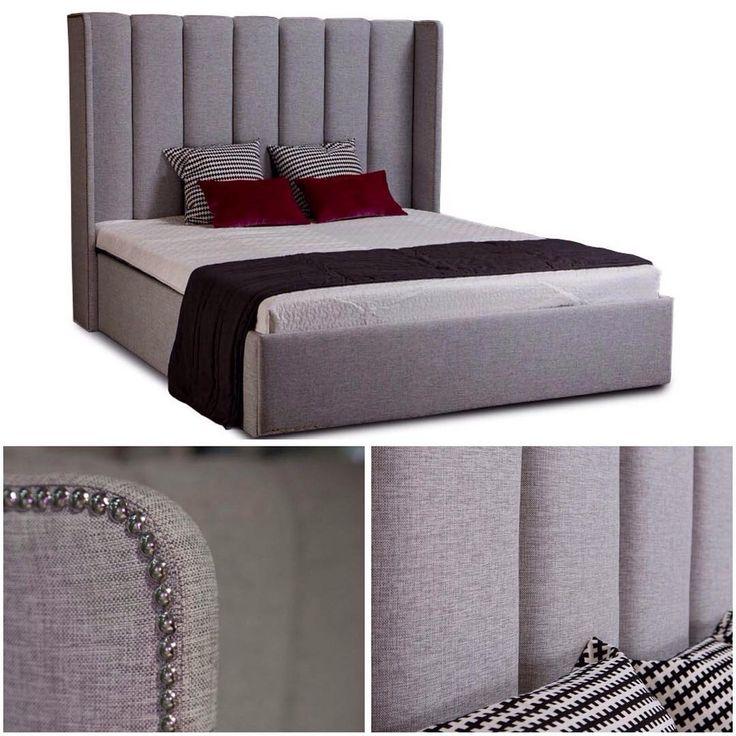 Еще одна кровать с очень приятной скидкой. Кровать «Marshmallow» Спальное место: 1600х2000 Высота изголовья: 1400 Материал: жаккард Ящик для хранения Цена: 79990 рублей Цена со скидкой: 53990 рублей #мебельназаказ#мягкаямебель#мягкаямебельназаказ#мебель#декор#интерьер#дизайн#кровать#кроватьназаказ#изголовье#изголовьекровати#спальня#furniture#bed#bedroom#design#interior#like#beautiful#decor#details#interiors
