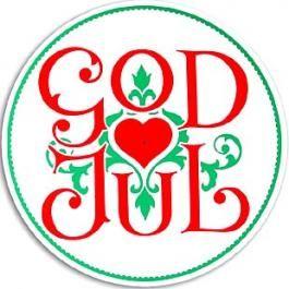 god jul merry christmas in danish - How Do You Say Merry Christmas In Norwegian