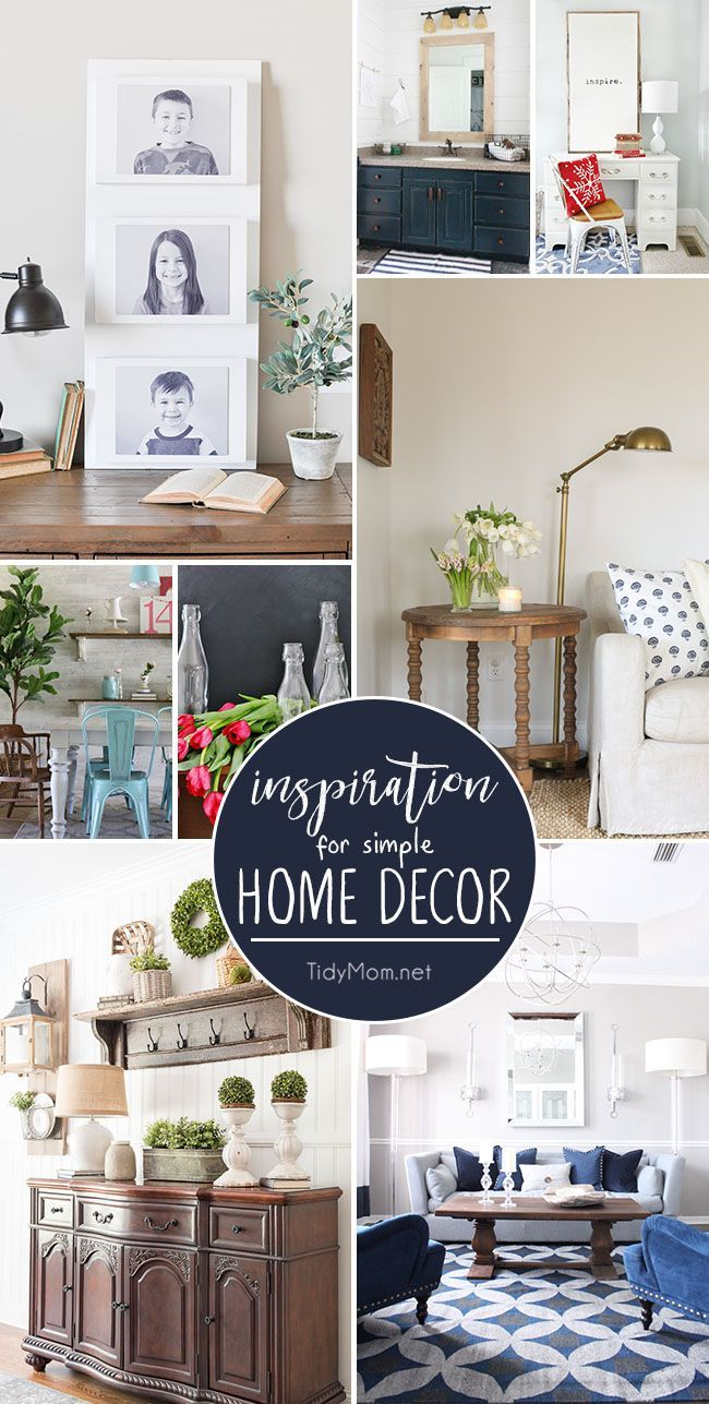 Simple Home Decor Inspiration To Love