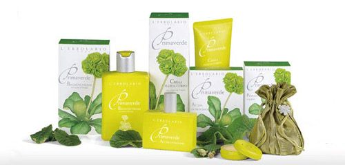 Primaverde Parfüm illatcsalád Lerbolario Naturkozmetikumok Magyarország