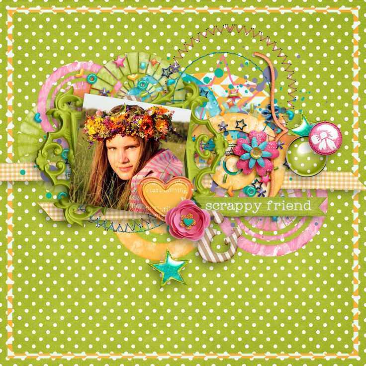 "free newsletter kit ""Scrappy Type"" by Bella Gypsy Designs, http://bellagypsydesigns.com/, photo Klimkin, Pixabay"