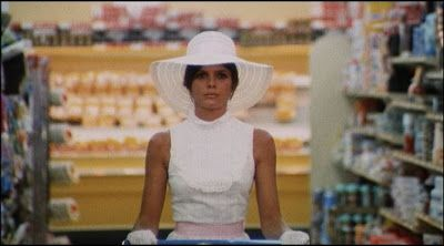 Katharine Ross in The Stepford Wives (1975), dir. Bryan Forbes