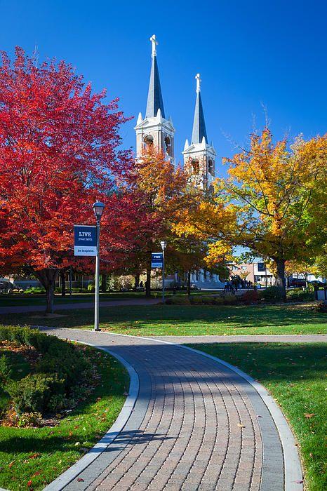 Gonzaga University, Spokane, Washington