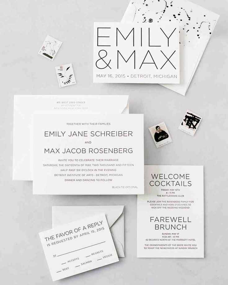 649 best Wedding Invitations images on Pinterest