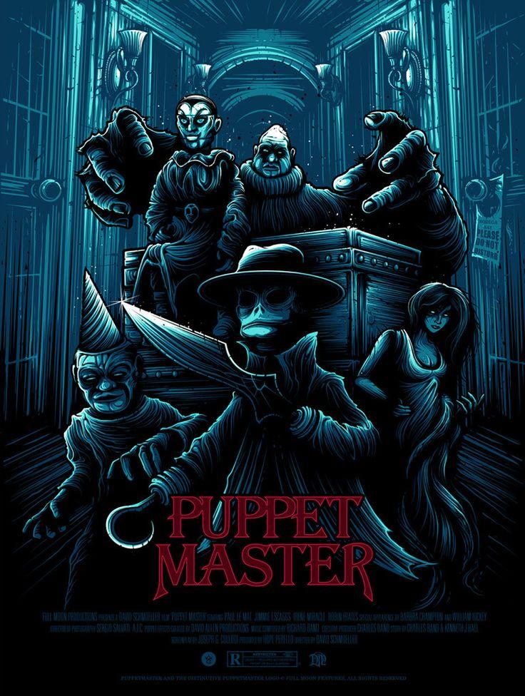 mumford puppet master (met afbeeldingen) Mumford, Poster
